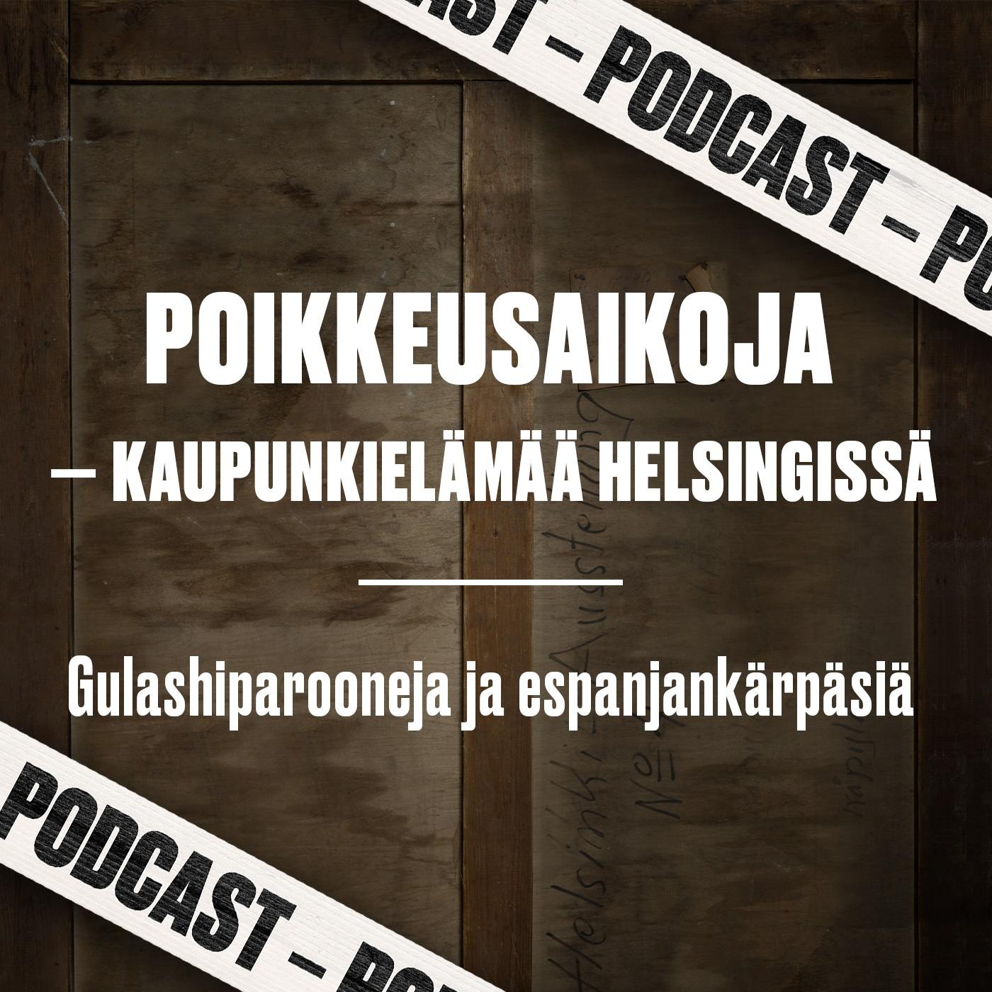 Poikkeusaikoja - kaupunkielämää Helsingissä